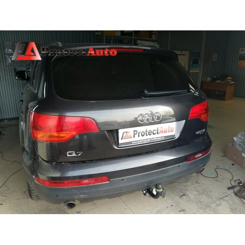 Фаркоп Audi Q7 (Ауди Q7) Leader Plus V124-A