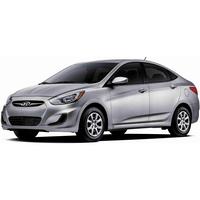 Hyundai Solaris (2010-2016)