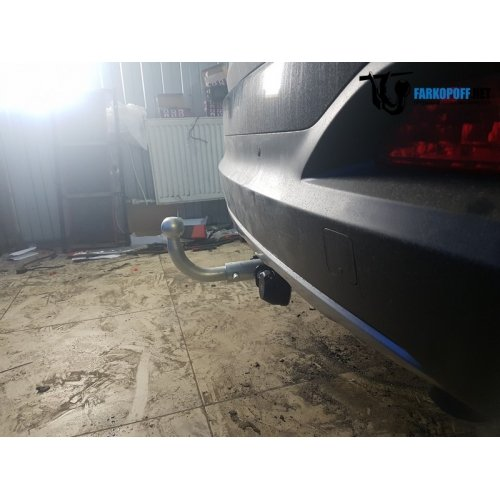 Фаркоп для Kia Sorento Prime (2015 -) (Киа Соренто Прайм) Leader Plus K121-BA
