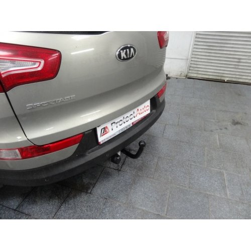 Фаркоп Киа Спортейдж 3 2010-н.в. (Kia Sportage) Leader Plus K112-A