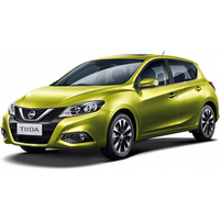 Nissan Tiida (2014-) (Хэтчбек)