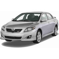 Toyota Corolla (2007 - (2013)